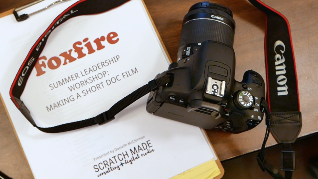 Foxfire Museum + Heritage Center: Documentary Film Workshop